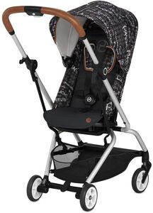 Cybex Eezy S Twist FE/Strength Klapvogn, Dark Grey