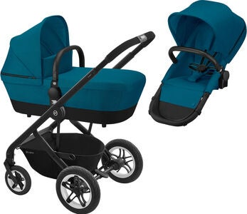 Cybex Talos S 2-in-1 Duovogn, River Blue