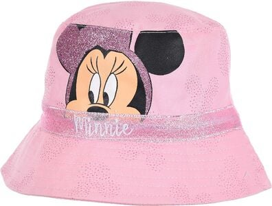 Disney Minnie Mouse Hat, Pink