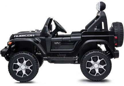 Jeep Wrangler Rubicon, Sort