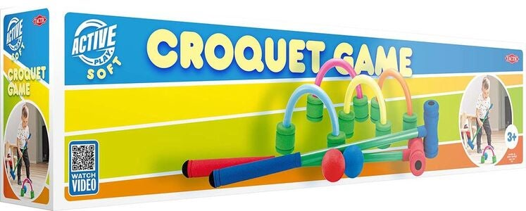 Tactic Soft Croquet Game Spil