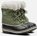 Sorel Childrens Yoot Pac Nylon Vinterstøvler, Hiker Green