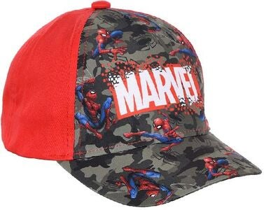 Marvel Spider-Man Kasket, Red