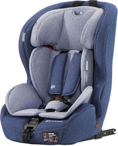 Kinderkraft SAFETY-FIX Autostol ISOFIX, Navy