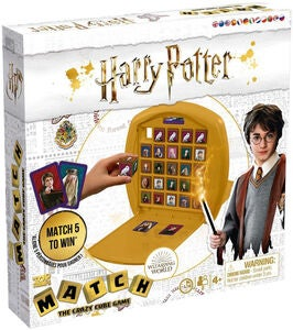 Harry Potter Top Trumps Match ENG