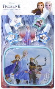 Disney Frozen Nail Polish & Pouch Set
