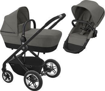 Cybex Talos S 2-in-1 Duovogn, Soho Grey