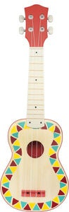 Cloudberry Castle Ukulele, Natur