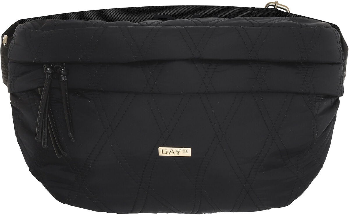 Day GW Q Diamond Bum B Pusletaske, Black