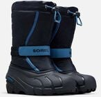 Sorel Youth Flurry Vinterstøvler, Collegiate Navy