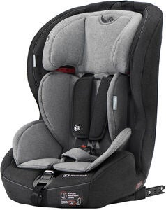 Kinderkraft SAFETY-FIX Autostol ISOFIX, Black/Grey