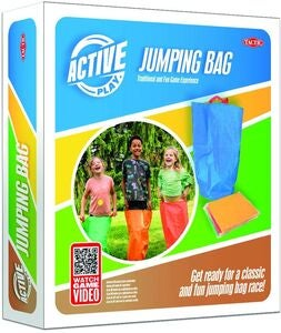 Tactic Jumping Bag