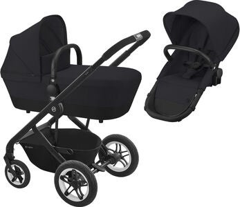 Cybex Talos S 2-in-1 Duovogn, Deep Black