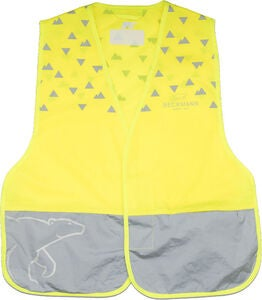 Beckmann B-Seen & Safe Refleksvest, Yellow