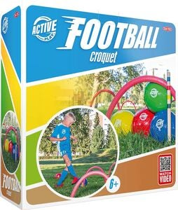 Tactic Football Croquet Spil