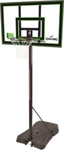 Spalding NBA Basketballstativ Highlight Acrylic Portable