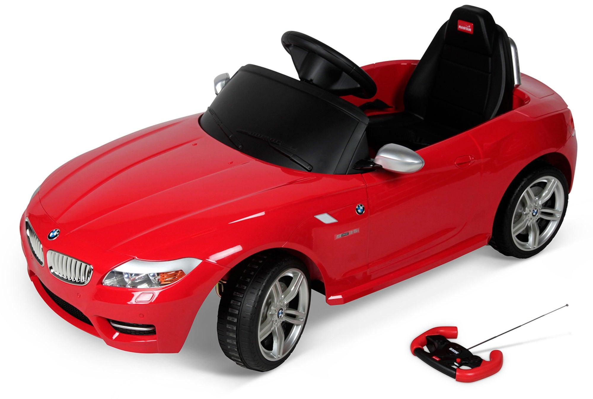 Køb BMW Z4 Elbil, Rød | Jollyroom