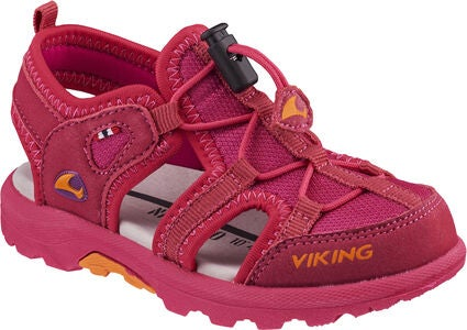 Viking Sandvika Sandaler, Fuchsia/Orange
