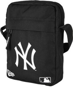 New Era MLB NYY Taske, Black/White