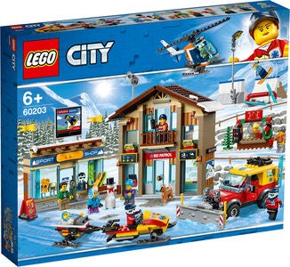 LEGO City Town 60203 Skisportsted
