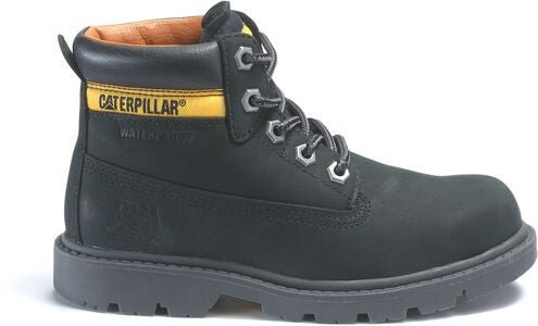 Caterpillar Colorado Fur WP Vinterstøvler, Black