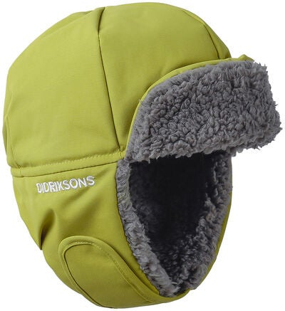 Didriksons Biggles Hat, Seagrass Green