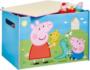 Greta Gris Kids Toy Box Opbevaringskasse