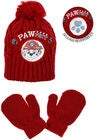 Paw Patrol Hue & Vanter, Red
