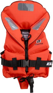 Baltic Pro Sailor Redningsvest 30-40 kg, Orange
