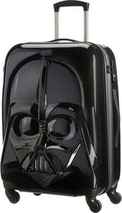 Samsonite Star Wars Rejsekuffert, Sort