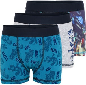 LEGO Collection Boxer Shorts, Dark Navy
