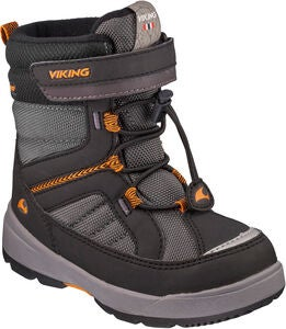 Viking Playtime GTX Støvler, Dark Grey/Black