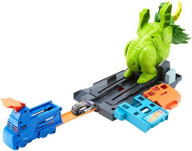 Hot Wheels Legesæt City Smashin' Triceratops