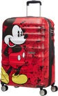 American Tourister Disney Mickey Mouse Kuffert Rød 64L
