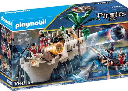 Playmobil 70413 Soldaterfort