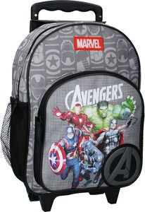 Marvel Avengers Amazing Team Rejsetaske, Grey