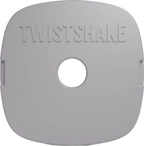 Twistshake Køleelement 5-pak, Grey