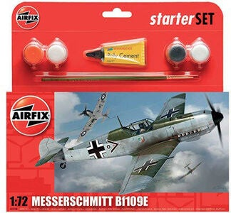 Airfix Model Set Messerschmitt Bf109E3