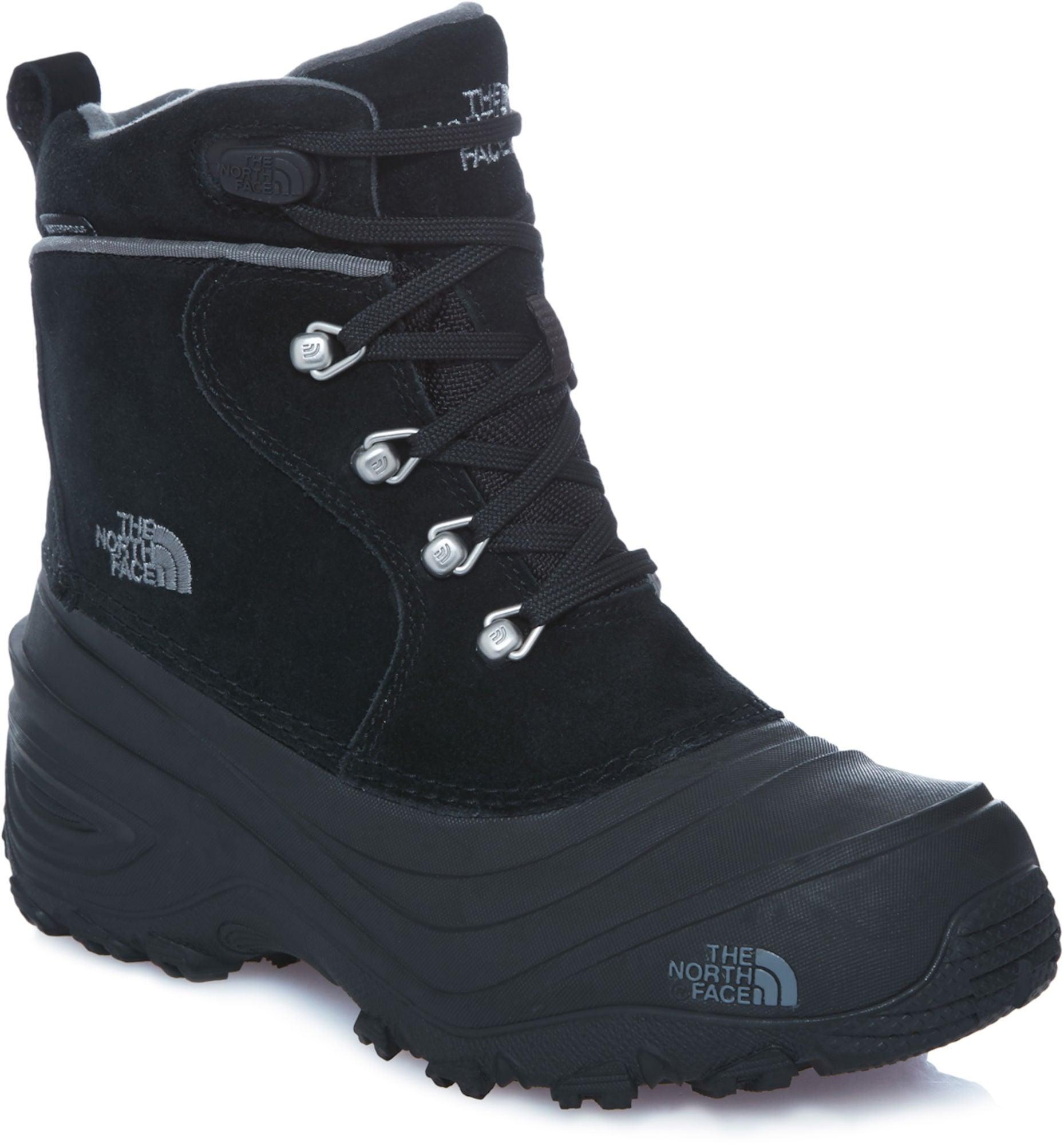 8522d89aff3 Køb The North Face Youth Chilkat Lace II Junior Støvler, TNK Black/Zinc  Grey | Jollyroom