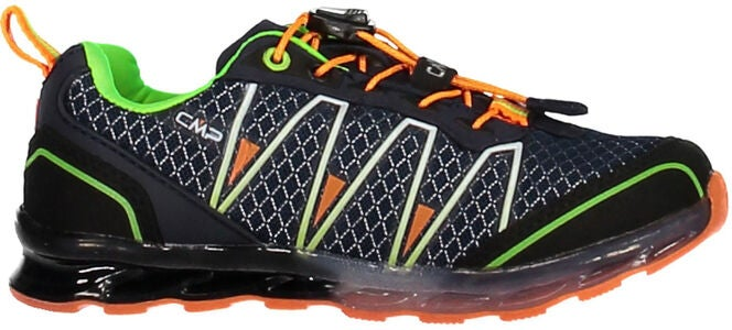 CMP Altak WP Sportssko, Navy/Mint/Orange