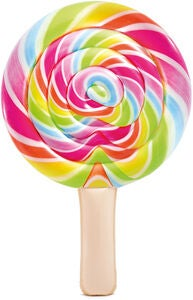 Intex Luftmadras Lollipop