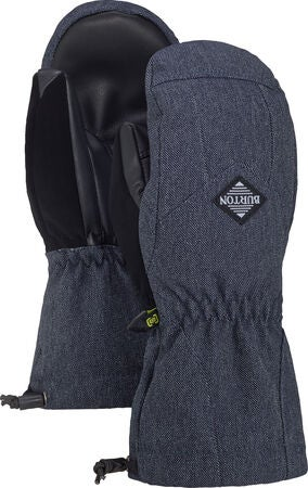 Burton Youth Profile Tum Handsker, Denim