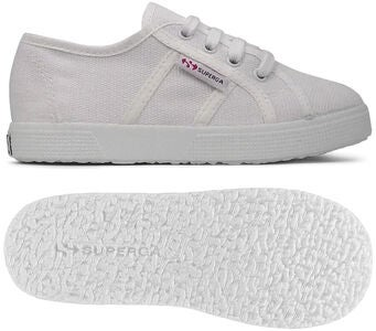 Superga 2750 Cotj Torchietto Sneakers, White