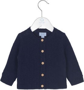 Noa Noa Miniature Cardigan, Dress Blue