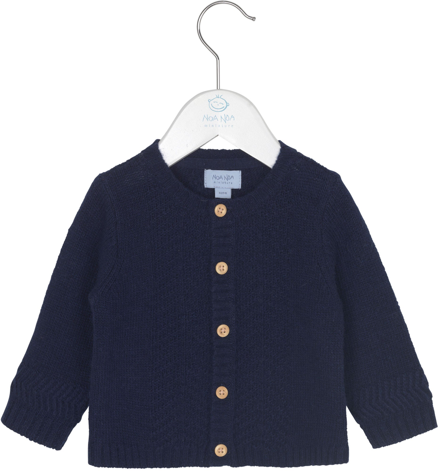ceda8add Køb Noa Noa Miniature Cardigan, Dress Blue   Jollyroom