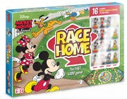 Disney Mickey Mouse Spil Mickey & Friends Race Home Ludo