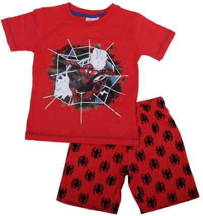 Marvel Pyjamas Spiderman Red