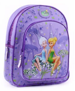 Disney Fairies Rygsæk 7L, Purple