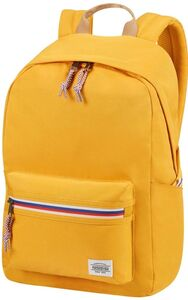 American Tourister Upbeat Zip Rygsæk 19.5L, Yellow