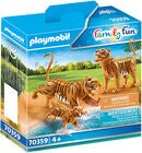 Playmobil 70359 To Tigre m. Baby